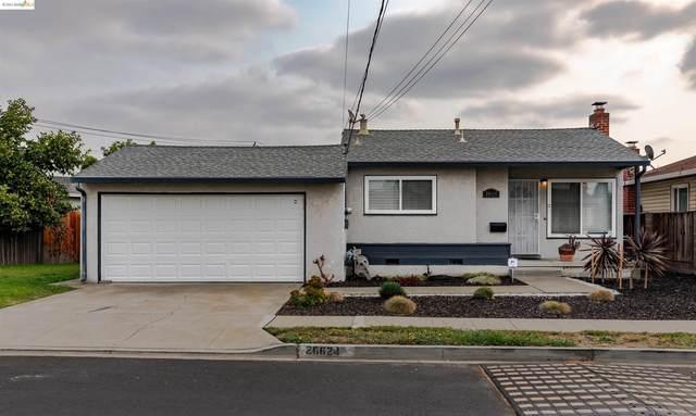 26624 Eldridge Ave, Hayward, CA 94544 (#EB40969878) :: Alex Brant