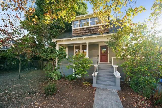 417 Avon St, Oakland, CA 94618 (#BE40969914) :: Paymon Real Estate Group