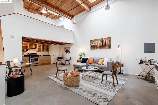 1920 Union 6, Oakland, CA 94607 (#EB40969922) :: The Sean Cooper Real Estate Group