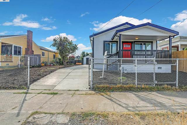 1708 100th Ave, Oakland, CA 94603 (#BE40969945) :: The Sean Cooper Real Estate Group