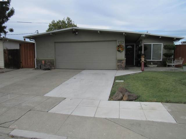 780 Mariposa Ave, Livermore, CA 94551 (#BE40969950) :: Paymon Real Estate Group