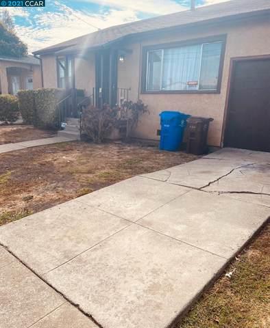 377 S 37th, Richmond, CA 94801 (#CC40969956) :: The Kulda Real Estate Group