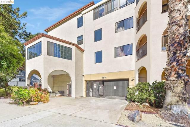 386 Santa Clara Ave 105, Oakland, CA 94610 (#EB40969960) :: Paymon Real Estate Group