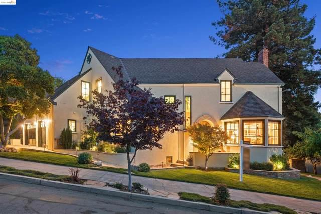 180 Southampton Ave, Berkeley, CA 94707 (#EB40969987) :: Alex Brant