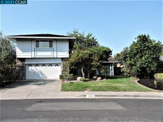 1913 Meredith Ct, Concord, CA 94521 (#CC40969989) :: The Kulda Real Estate Group