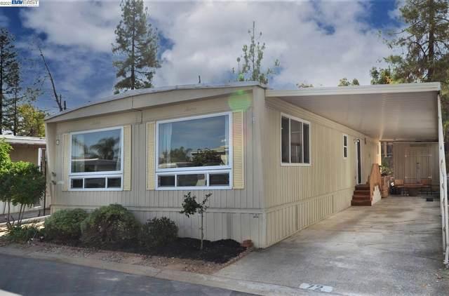 3231 Vineyard Ave., #72 72, Pleasanton, CA 94566 (#BE40970029) :: The Kulda Real Estate Group