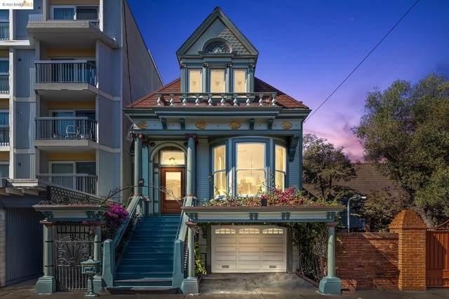 331 Arguello Blvd A, San Francisco, CA 94118 (#EB40970032) :: The Kulda Real Estate Group