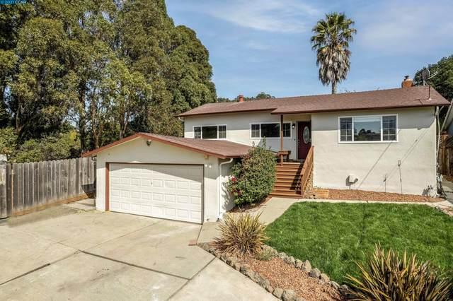 704 Appian Way, El Sobrante, CA 94803 (#CC40970037) :: The Sean Cooper Real Estate Group