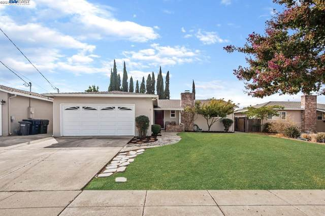 3969 Yale Way, Livermore, CA 94550 (#BE40970058) :: The Kulda Real Estate Group