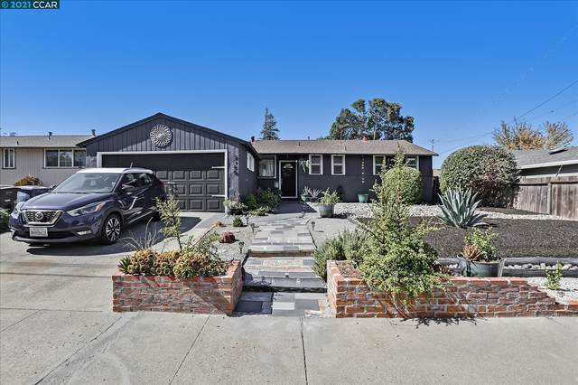 3189 Fitzpatrick Dr., Concord, CA 94519 (#CC40970082) :: The Kulda Real Estate Group