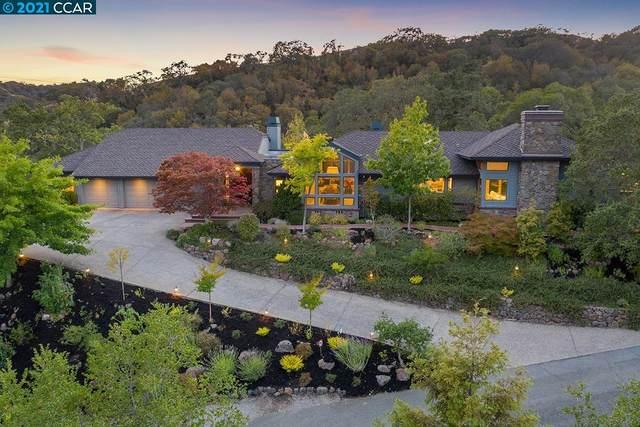 1570 Rancho Del Hambre, Lafayette, CA 94549 (#CC40970081) :: The Kulda Real Estate Group