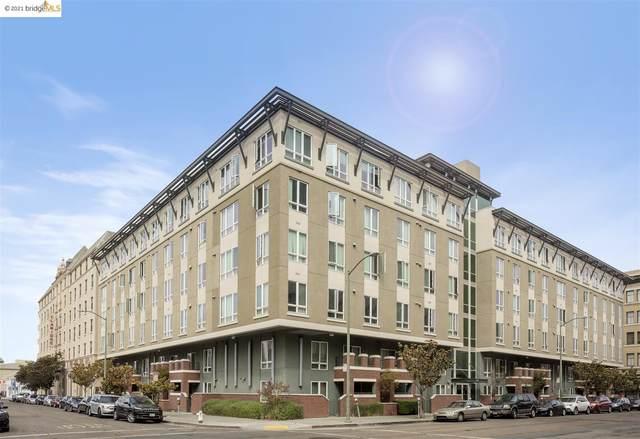 1511 Jefferson St 305, Oakland, CA 94612 (#EB40970104) :: Intero Real Estate