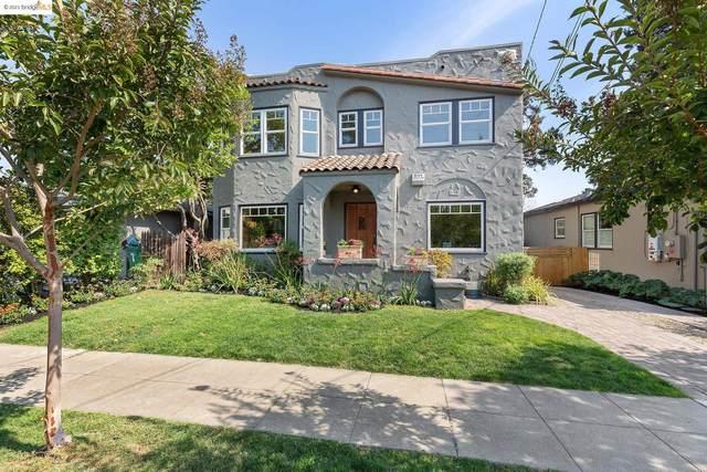 4036 Everett Avenue, Oakland, CA 94602 (#EB40970116) :: The Sean Cooper Real Estate Group