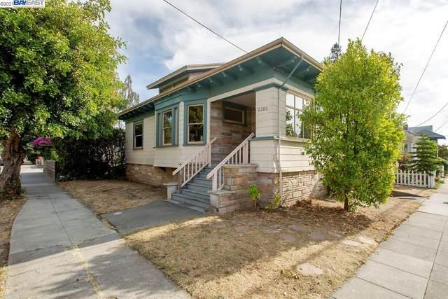 2200 San Jose Avenue, Alameda, CA 94501 (#BE40970125) :: The Sean Cooper Real Estate Group