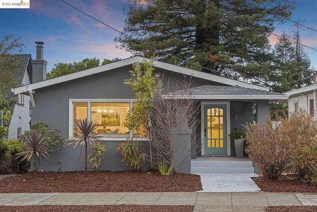 1707 Rose St, Berkeley, CA 94703 (#EB40970136) :: Alex Brant