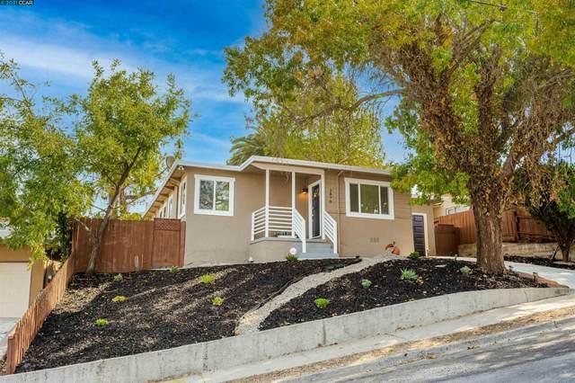 2870 Hilltop Rd, Concord, CA 94520 (#CC40970147) :: Intero Real Estate