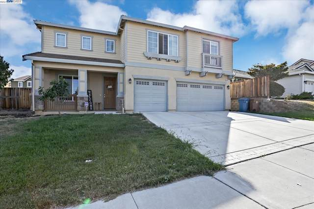 4007 Wind Chime St, Antioch, CA 94509 (#BE40970240) :: The Sean Cooper Real Estate Group