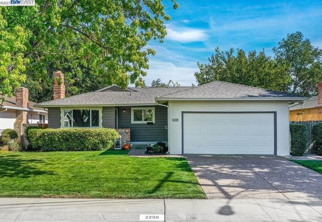 2298 Charlotte Ave, Concord, CA 94518 (#BE40970277) :: The Sean Cooper Real Estate Group