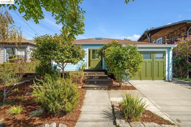 2421 Valley St, Berkeley, CA 94702 (#EB40970281) :: Paymon Real Estate Group