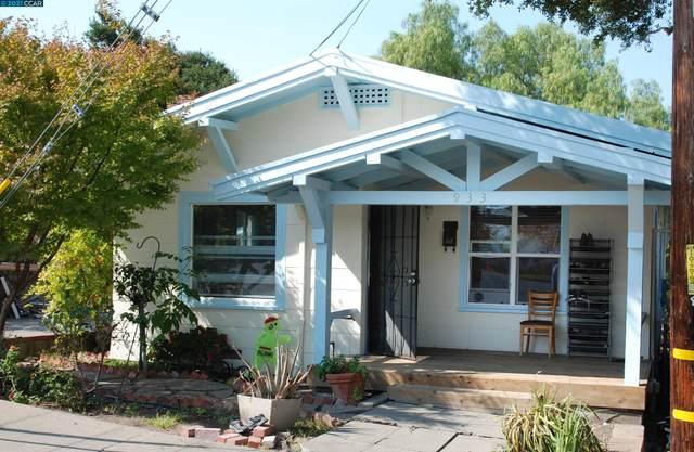 933 Haven St, Martinez, CA 94553 (#CC40970297) :: Alex Brant