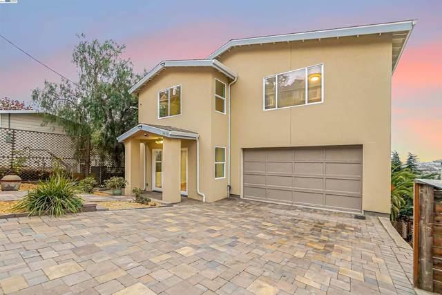 9835 Burr St, Oakland, CA 94605 (#BE40970305) :: The Kulda Real Estate Group