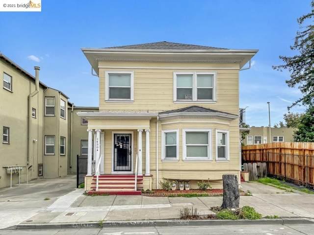 1446 1St Ave, Oakland, CA 94606 (#EB40970317) :: Strock Real Estate