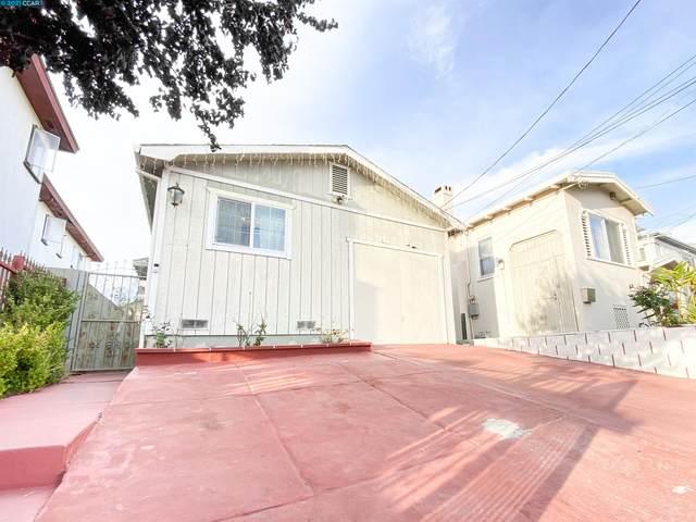 2329 Clinton, Richmond, CA 94804 (#CC40970321) :: The Kulda Real Estate Group