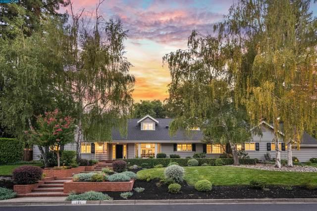 121 Irongate Ct, Alamo, CA 94507 (#CC40970327) :: The Kulda Real Estate Group