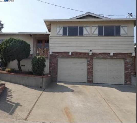 21695 Shadyspring Rd, Castro Valley, CA 94546 (#BE40970334) :: The Kulda Real Estate Group