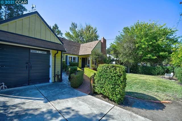 1067 W Holly Dr, Walnut Creek, CA 94598 (#CC40970359) :: The Kulda Real Estate Group