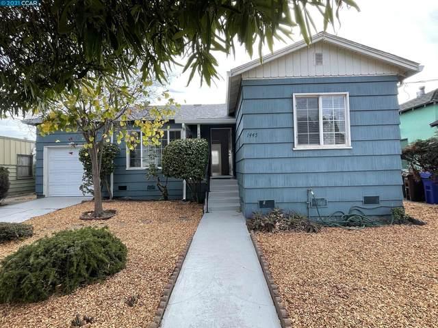 1445 Mariposa St, Richmond, CA 94804 (#CC40970375) :: Paymon Real Estate Group