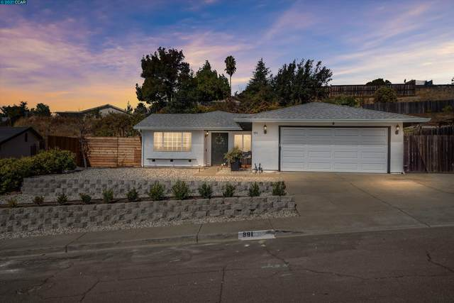 991 Sandpoint, Rodeo, CA 94572 (#CC40970413) :: The Kulda Real Estate Group