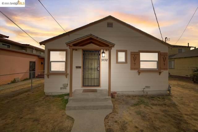 3732 Waller Ave, Richmond, CA 94804 (#EB40970481) :: The Kulda Real Estate Group