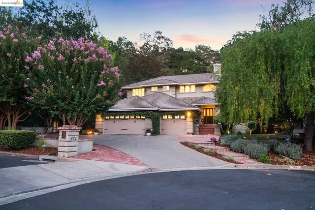 564 Dalewood Dr, Orinda, CA 94563 (#EB40970507) :: Paymon Real Estate Group