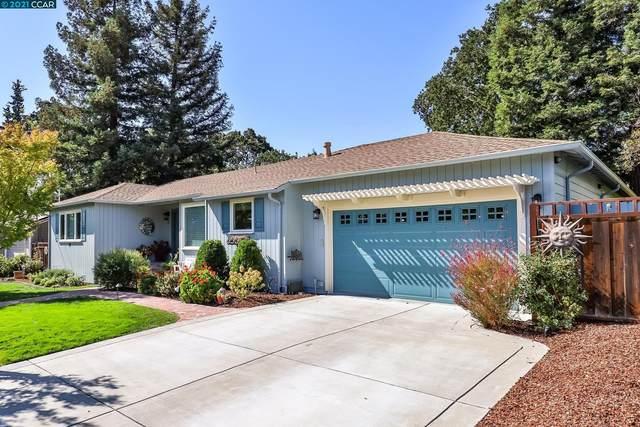 21 Garden Ct, Walnut Creek, CA 94595 (#CC40970510) :: Intero Real Estate