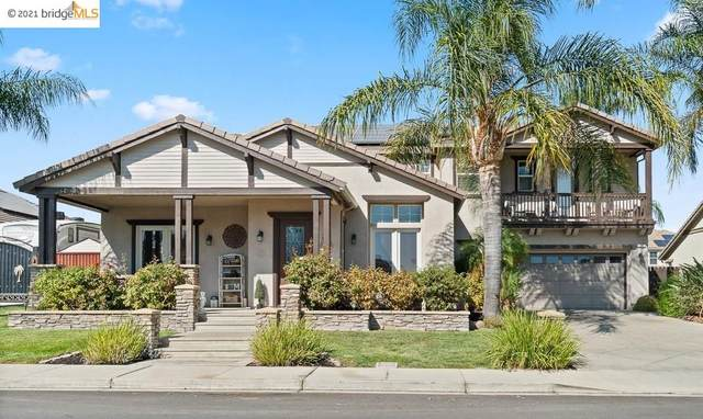 1287 Prominent Drive, Brentwood, CA 94513 (#EB40970516) :: The Kulda Real Estate Group
