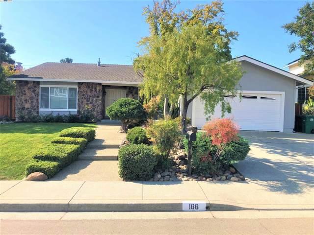 166 Pebble Pl, San Ramon, CA 94583 (#BE40970525) :: The Kulda Real Estate Group