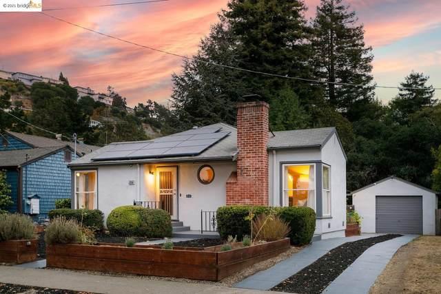 261 Marlow Dr, Oakland, CA 94605 (#EB40970532) :: The Kulda Real Estate Group