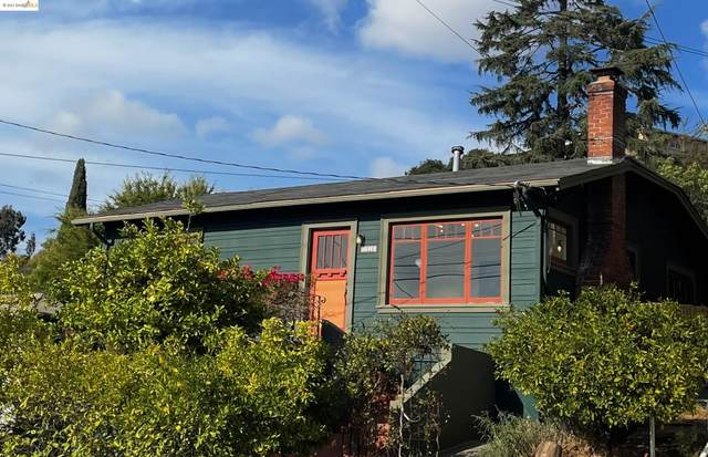 7316 Outlook Ave, Oakland, CA 94605 (#EB40970536) :: The Sean Cooper Real Estate Group