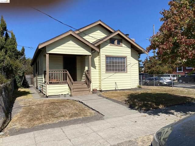1074 66th Street, Oakland, CA 94608 (#EB40970562) :: The Realty Society