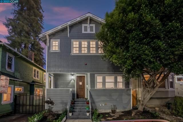 254 Athol Ave, Oakland, CA 94606 (#CC40970590) :: Strock Real Estate
