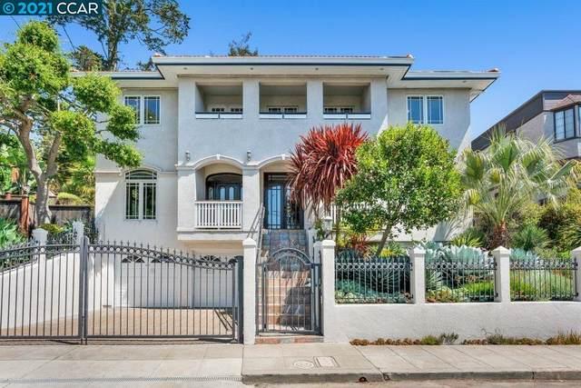 901 Hilldale Ave, Berkeley, CA 94708 (#CC40970608) :: The Kulda Real Estate Group