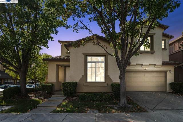 5120 Londonderry Dr, Dublin, CA 94568 (#BE40970610) :: The Kulda Real Estate Group