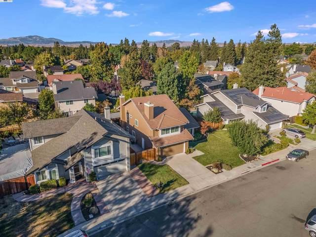 6929 Corte Monterey, Pleasanton, CA 94566 (#BE40970616) :: Paymon Real Estate Group