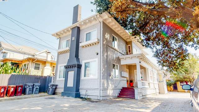 1832 Fruitvale Ave, Oakland, CA 94601 (#BE40970621) :: The Sean Cooper Real Estate Group