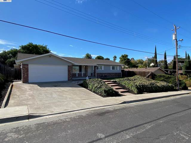 204 Marble Dr, Antioch, CA 94509 (#BE40970631) :: The Sean Cooper Real Estate Group