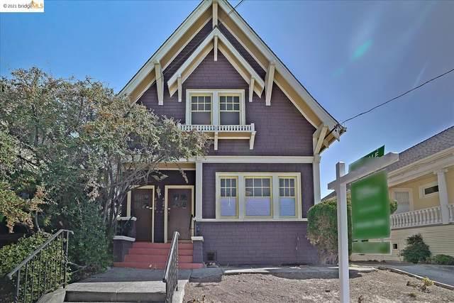 4250 Terrace St., Oakland, CA 94611 (#EB40970638) :: Intero Real Estate