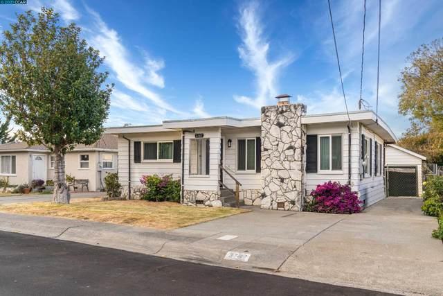 3767 Ramsey Ct, El Sobrante, CA 94803 (#CC40970649) :: The Sean Cooper Real Estate Group