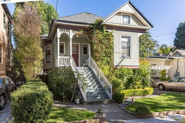 1320 Weber St, Alameda, CA 94501 (#BE40970659) :: The Sean Cooper Real Estate Group