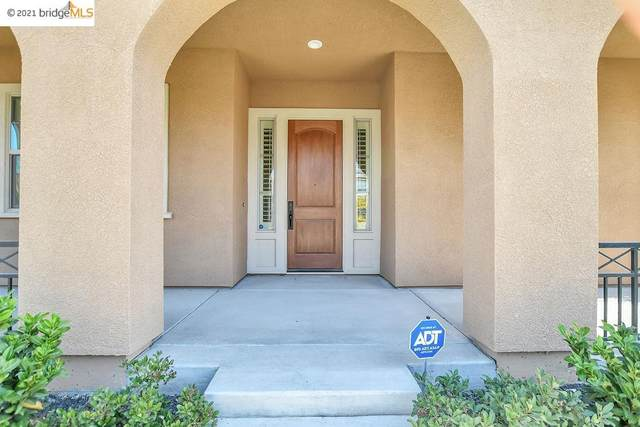 1893 Lunger Dr, Brentwood, CA 94513 (#EB40970667) :: The Kulda Real Estate Group